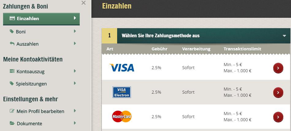 cc-einzahlen screenshot