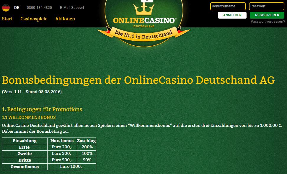 oc-bonusbedingungen screenshot