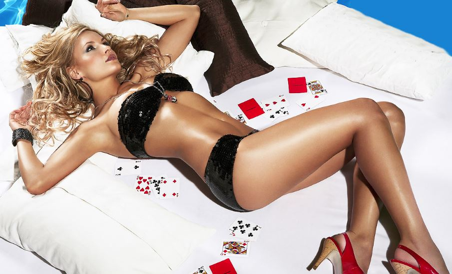 The Ten Sexiest Female Poker Stars