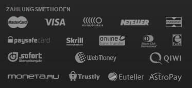 Netbet-Zahlungsmethoden