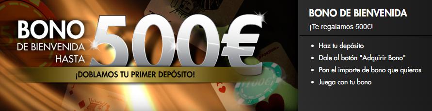 Sportium bono casino