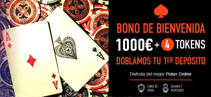 Sportium bono poker