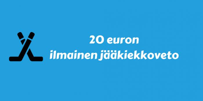 Nordicbetin jääkiekon ilmaisvedon