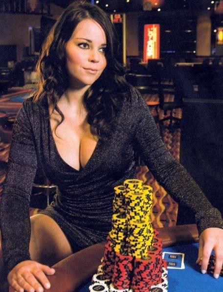 Charlotte Van Brabander Seksikkäimmät pokerinpelaajat