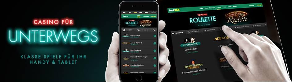 bet365-Casino-mobil