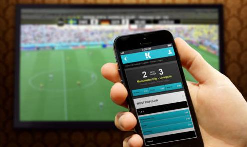 Die besten Sportwetten Apps Deutschlands für unterwegs