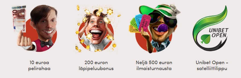 Casinohuone Pokeribonus