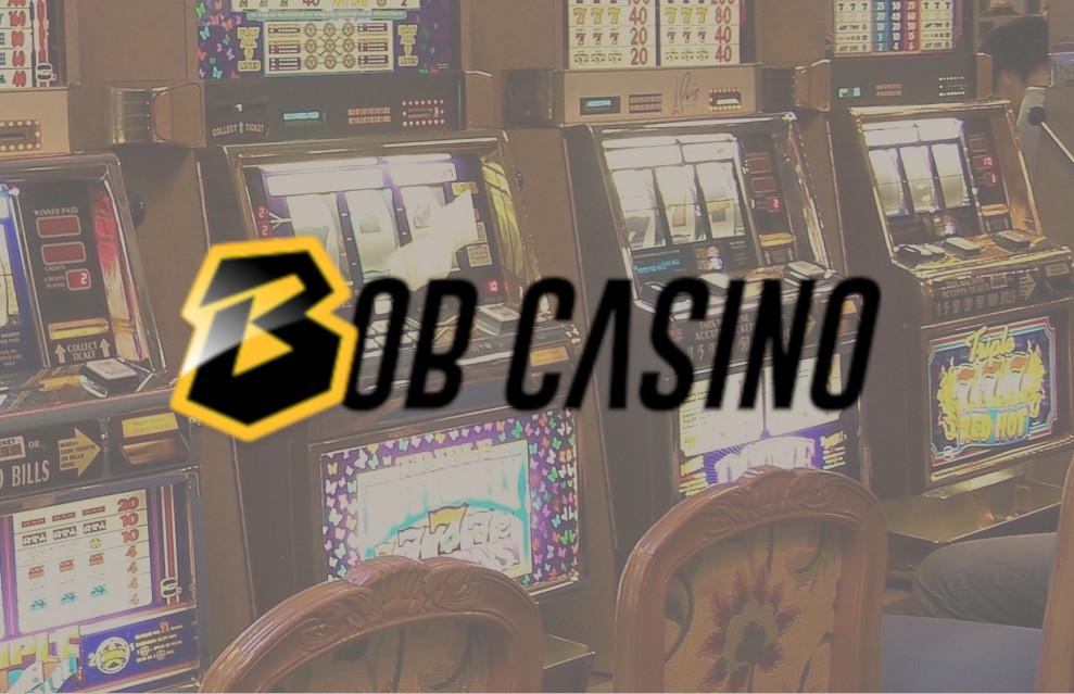 Bob Casino bonuskoodi Novemberlle 2018: 500 € asti huikea bonus!