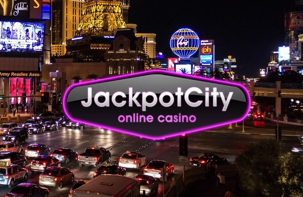 Jackpot City Bonus 2018: 100 % bonus 1600 € asti!