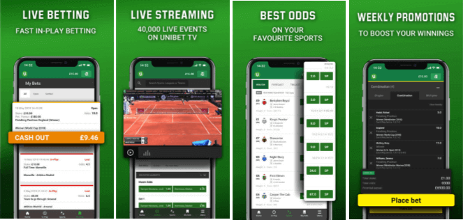 unibet download app