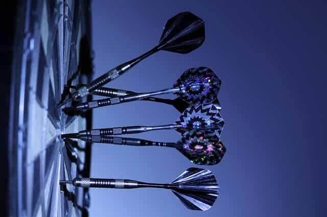 darts odds
