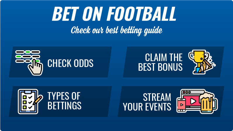 bet on football guide