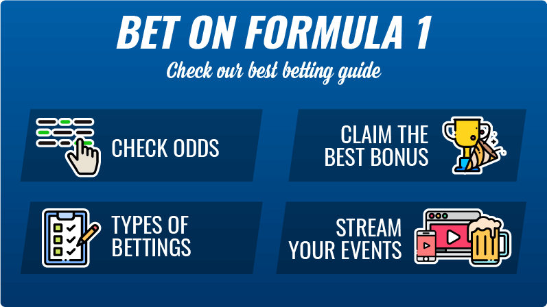 Bet on F1 guide