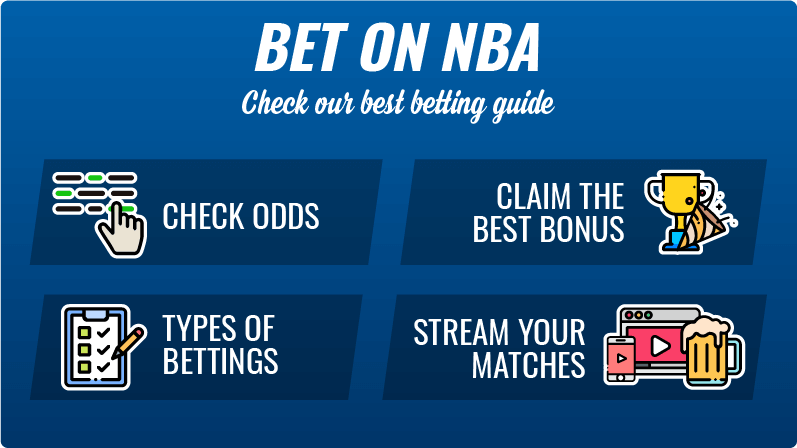 Bet on NBA guide