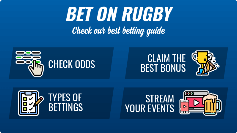 Bet on rugby guide